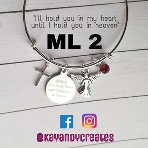 😇 NWT In Memory Bracelet